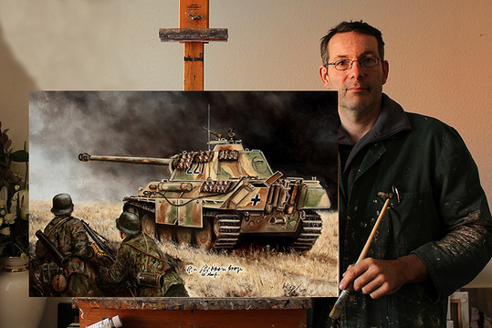 Lukas Wirp militaria military art