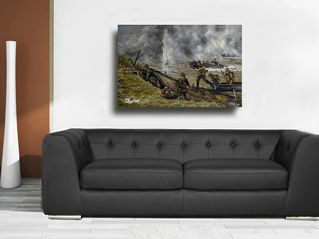 Military, art, print, poster, canvas, painting, german, Wehrmacht