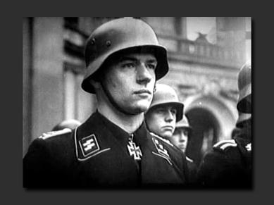 Hauptsturmführer der Waffen SS Rippentrop Leibstandarte