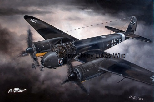 German, Air Force, Junkers, Ritterkreuz, WW2,