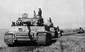 Tiger tank, waffen ss, Kursk, tank battle, Lukas wirp, Poster, art print