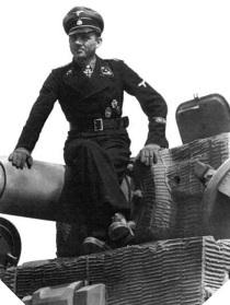 Waffen SS Michael Wittmann Leibstandarte Adolf Hitler