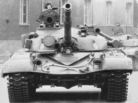 russian tank, t-72, DDR, NVA, nationale Volksarmee, print, video, film, Lukas Wirp