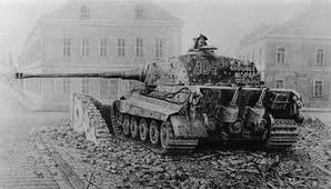 Tiger II, kingtiger, german tank, battle, wetern front, ardennes, ,military, print