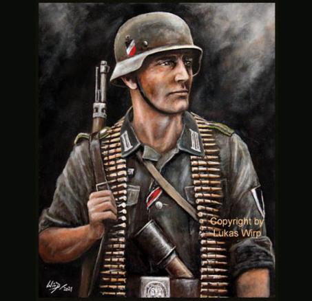 German soldier WW2, Wehrmacht