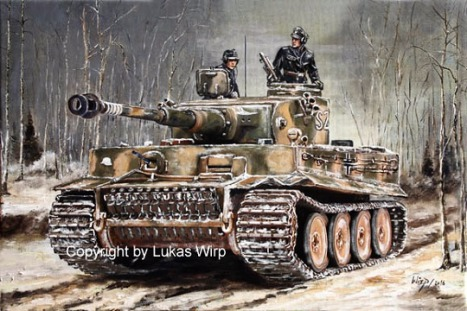 Waffen SS tank world war 2 pictures eastern front