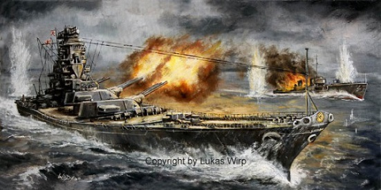 Japanese navy pacific war picture