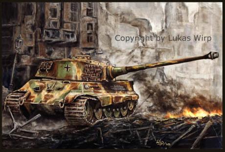 "Tank, WW"", World War 2, German"