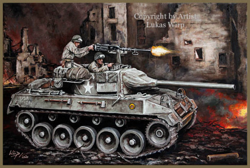 US-Army, tanks, ww2, pictures